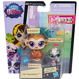 LITTLEST PET SHOP PET PAWSABILITIES Toy