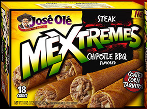 Mextremes $1 off Jose Ole Mextremes Coupon