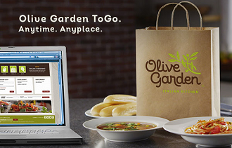 Olive Garden To Go Olive Garden: 15% off on Online Orders Coupon Code