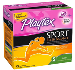 Playtex Tampons Playtex Tampons for ONLY $.99 at Target