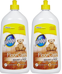 Pledge Floor Care Product $2 off Pledge Floor Care Product Coupon