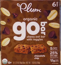 Plum Organics Kids Go Bar $1 off Plum Organics Kids Go Bar Coupon