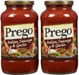 Prego Italian Sauces