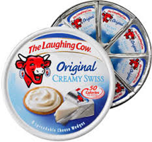 The Laughing Cow Cheese Product $1 off The Laughing Cow Cheese Product Coupon