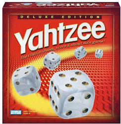 YAHTZEE $20 in NEW Hasbro Coupons
