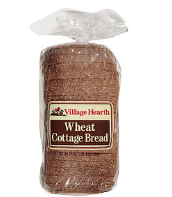 loaf of Village Hearth Bread $.55 off one loaf of Village Hearth Bread Coupon