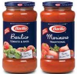 Barilla Pasta Sauce $.75 off one Jar of Barilla Pasta Sauce Coupon