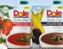 Carton of Dole Garden Soup