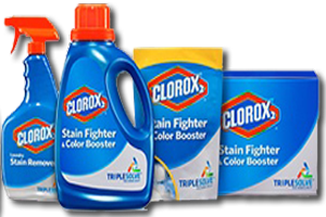 Clorox 2 Product $1 off ANY Clorox 2 Product Printable Coupon