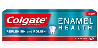Colgate Enamel Health Toothpaste FREE Colgate Enamel Health Toothpaste at Target