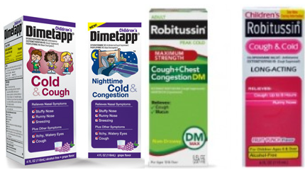 Dimmetapp Robitussin Dimetapp or Robitussin Only $.49 at Walgreens