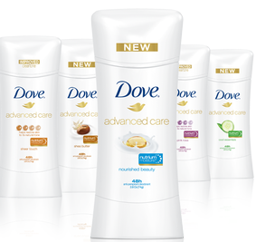 Dove Advanced Care Deodorant5 $2 off Dove Advanced Care Deodorant Coupon