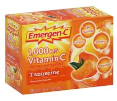 Emergen C Vitamin Supplement Drink Mix $1.50 off Emergen C Vitamin Supplement Drink Mix Coupon