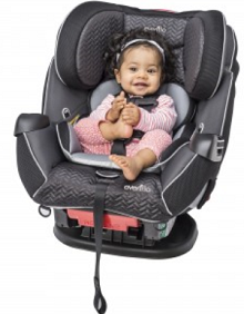 Evenflo Car Seat with SureSafe $10.00 off any Evenflo Car Seat with SureSafe Coupon