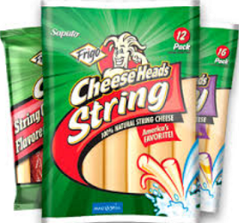 Frigo Cheese Brand Cheese $1 off 2 Packages of Frigo Cheese Brand Cheese 8 Count+ Coupon