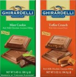 Ghirardelli Bar $1 off Ghirardelli Bag or Bar Coupon