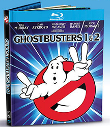 Ghostbuster $5 off Ghostbuster 1 or 2 Blu Ray Coupon