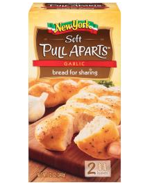 New York Brand Soft Pull Aparts Loaf