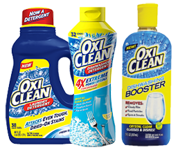 OxiClean Product 3 NEW Oxi Clean Coupons
