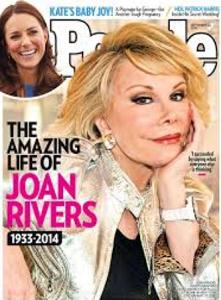 PEOPLE Joan Rivers Tribute Magazine $2 off PEOPLE Joan Rivers Tribute Magazine Coupon