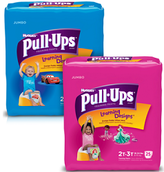 Pull Ups Jumbo Pack 2 NEW Pull Ups Coupons