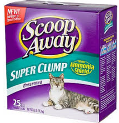 Scoop Away Cat Litter $2 off Scoop Away 20 lb or Larger Size Cat Litter Coupon
