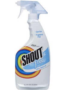 Shout Laundry Stain Removers Shout Laundry Stain Removers Only $.62 at Target