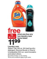 Target Tide New Tide Coupons Plus Target Deal