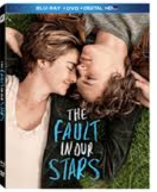 The Fault in our Stars DVD or Blu-ray