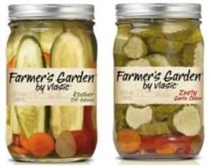 Vlasic Farmers Garden Pickle