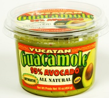 Yucatan Guacamole11 NEW $2 off Yucatan Guacamole Product Coupon = $1.98 at Walmart