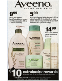 CVS Aveeno Ad Aveeno Skin Relief Product ONLY $.66 at CVS