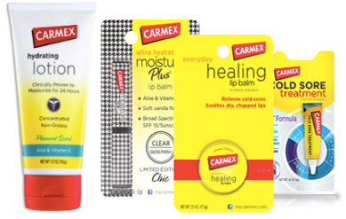 Carmex Product 4 NEW Carmex Product Coupons