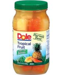 Dole Jarred Fruit $.75 off Dole Jarred Fruit Coupon