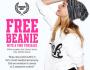 FREE Beanie