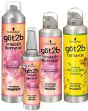Got2b Hair Styling $2 off Got2b Product Coupon
