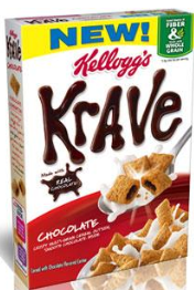 Kelloggs Krave Cereal 14 NEW Kellogg's Coupons