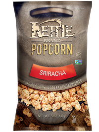Kettle Brand Popcorn $1 off Kettle Brand Popcorn Coupon