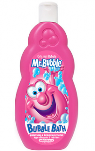 MrBubble Product 189x300 $.50 off Full Size Mr. Bubble Product Coupon