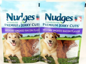 Nudges Premium Jerky Cuts Dog Treats 300x223 BOGO FREE Nudges Premium Jerky Cuts Dog Treats Coupon