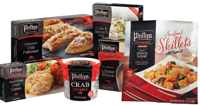 Philips Seafood Product1 $.50 off Philip's Seafood Product Coupon