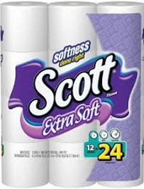 Scott Extra Soft Bath Tissue $1.50 off 12 or More Rolls of Scott Extra Soft Bath Tissue Coupon