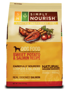 Simply Nourish Dry Dog $5 off Simply Nourish Dry Dog or Cat Food at Petsmart