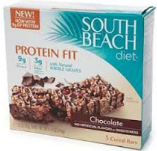 South Beach Diet Snack Bars1 $2 off South Beach Diet Snack Bars Coupon