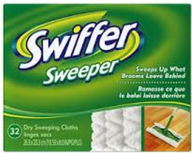 Swiffer Sweeper $5 in NEW Swiffer Products Coupons