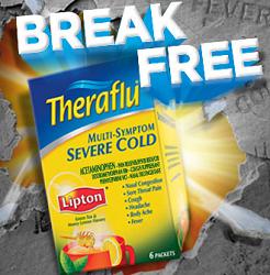 Theraflu Product BOGO FREE Theraflu Product Coupon