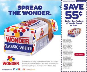coupon wonder bread