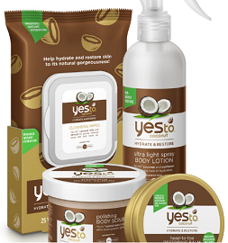 YES TO COCONUT $2.50 off Yes To Item Coupon