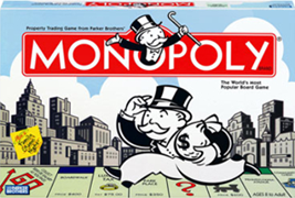 monopoly game 8 NEW Hasbro Game Coupons