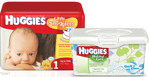 Huggies Diapers43 4 NEW Huggies Diapers and Baby Wipes Coupons